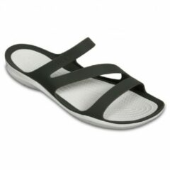 Crocs - Women's Swiftwater Sandal - Sandalen maat W7, grijs