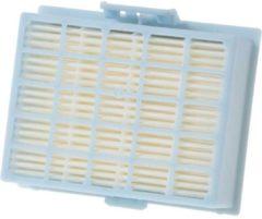 Witte Bosch HEPA-uitblaasfilter BBZ156HF - Accessoire voor stofzuiger