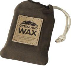 Groene Fjällräven FjÀllrÀven Greenland Wax onderhoud