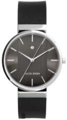 Jacob Jensen 738 horloge dames en heren - zwart - edelstaal