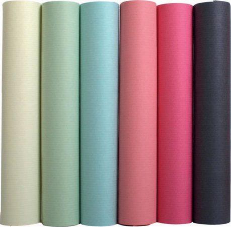 Afbeelding van Kaftpapier Exacompta geassorteerde pastelkleuren