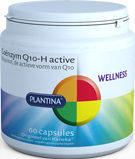 Plantina Q10 H Active - 50mg - 60 Capsules - Voedingssupplement
