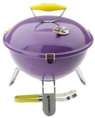 Landmann houtskoolbarbecue Piccolino lavendel Ø 38 cm