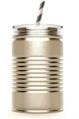 Asobu - Mason Jar I can - 540 ml - Champagne