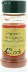 Cook Cayennepeper Gemalen (40g)