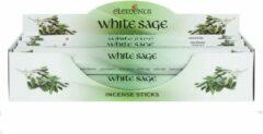 Fantasy Giftshop Wierook - White Sage - Elements