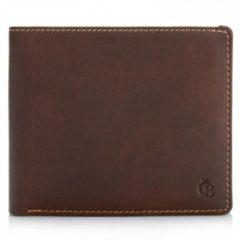 Castelijn & Beerens Canyon Billfold heren portemonnee mocca Heren portemonnee
