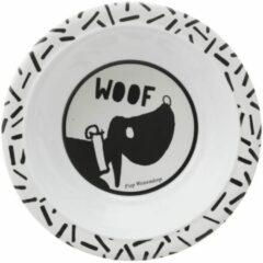 HEMA Schaaltje Takkie - 16 Cm - Melamine - Jip & Janneke (wit)