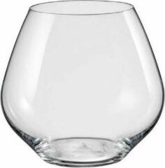 Bruine Crystalite Amorosso Cognacglas - 580 ml