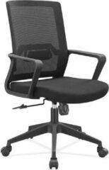 OVVIS Ergonomische Bureaustoel - Megan - Zwart