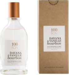 100bon Cologne Davana Et Vanille Bourbon