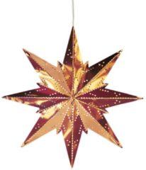 Star Trading Metalen Kerstster - 25cm
