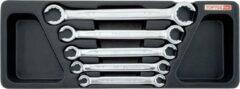 Toptul Inleg plastic open ringsleutels 8x9, 10x11, 12x13, 14x17, 19x22