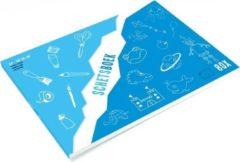Schetsboek A4 Formaat - 80 Vellen Blanco Papier - Teken Boeken A4 Formaat