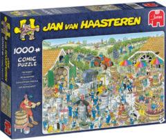JUMBO Puzzel Jan Van Haasteren De Wijngaard 1000 Stukjes (6139095)