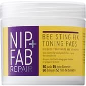 Nip+Fab Gesichtspflege Repair Bee Sting Fix Toning Pads 60 Stk.