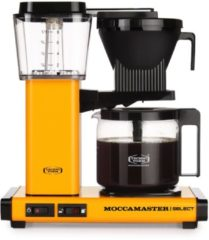 Technivorm Filterkoffiemachine KBG Select, Yellow Pepper - Moccamaster