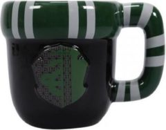 HARRY POTTER - Shaped Mug 3D 400ml - Slytherin