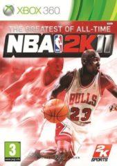Take Two NBA 2K11