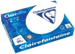 Clairefontaine Clairalfa presentatiepapier A4, 90 g, pak van 500 vel