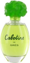 Parfums Gres MULTI BUNDEL 3 stuks Gres Cabotine Eau De Toilette Spray 100ml
