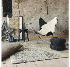 Brink & Campman Brink en Campman - Yeti Anapurna 51904 Vloerkleed - 140x200 cm - Rechthoekig - Laagpolig Tapijt - Design, Scandinavisch - Meerkleurig