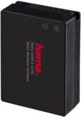 Grijze Hama Accu voor digitale camera 7.4v/820mah Canon Nb-10l