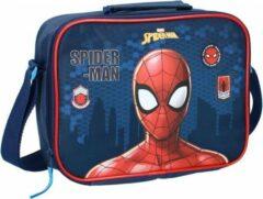 Marvel Schoudertas Spider-man Lunchtime Jongens 4 L Blauw/rood