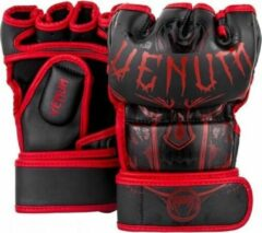 Venum MMA Handschoenen Gladiator Zwart/Rood Medium