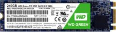 "Groene Western Digital WDS240G2G0B SATA M.2 SSD 2280 harde schijf 240 GB Greenâ""¢ Retail M.2"