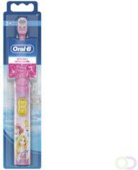 Oral B Stages Power Elektrische Tandenborstel Op Batterijen Princess Voordeelverpakking 8x1stuk