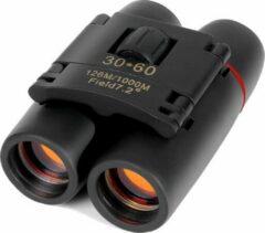 WiseGoods - Premium Verrekijker Met Nachtzicht - 30x60 Verrekijker Met 1000x Zoom Functie - Opvouwbare Verrekijker - Stofbestendig - Zwart