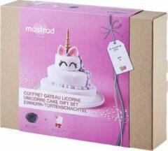 Taart Gift Set - Unicorn - 7-delig - Mastrad