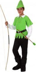 Rode Merkloos / Sans marque Robin Hood kostuum voor kids 140 (10-12 jaar)