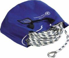 Marineblauwe Talamex Handy anchorline Tiptolest 16 mm
