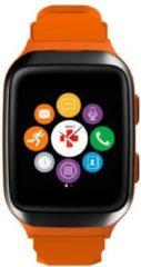 MYKRONOZ Smartwatch ZeSplash2 orange-schwarz