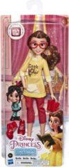 Hasbro Disney Princess Comfy Squad Belle - Modepop