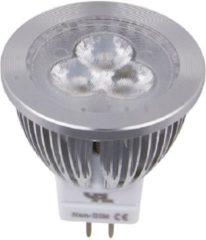 SPL GU4 LED Spot 3W=23W Koelwit 4000K 30° 10-30VDC