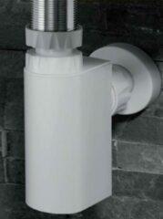 Nemo Go combi sifon en rioolbeluchter 5/4 x Ø32mm PVC wit