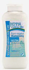 Henna Cure & Care Shampoo pure neutraal 400 Milliliter