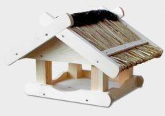 """House & Garden Holz-Vogelfutterhaus """"Steinkauz"""""""