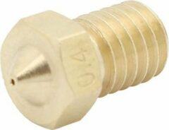 Gouden EPIN 3D / 2 Stuks 0.3 Nozzles / J-Head / Universeel / Geschikt Voor De Meeste Desktop 3D Printers