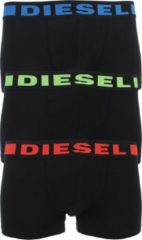 Rode Diesel short 3 pack Seasonal Edition Boxer Trunk H 00CKY3-0BAOF-01 zwart-XL
