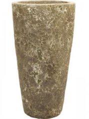 Baq Design Lava Relic Jade partner hoge bloempot 35x65 cm