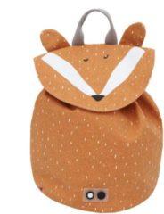 Oranje Trixi Baby Trixie - Rugzak Mini - Mr. Fox