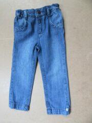 Blauwe Noukie's jeans broek in bleke jeans voor jongens en meisjes 2 jaar 92