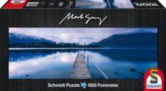 Schmidt Spiele GmbH Schmidt Puzzel Lake Wakatipu - Panorama - 1000 Stukjes