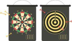 Jollity JollyPlay - Magnetisch Dartboard - Inclusief 6 magnetische pijltjes