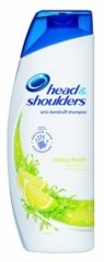 Shampoo voor Vettig Haar Citrus Fresh Head & Shoulders (400 ml)