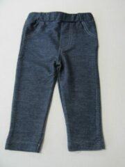Noukie's , legging , jeans , blauw , meisje , 12 maand 80
